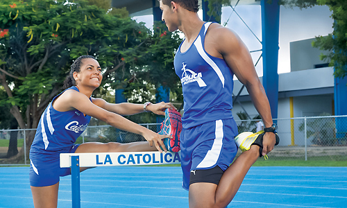 estudiantes deporte