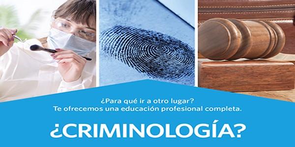 Programa Criminologia